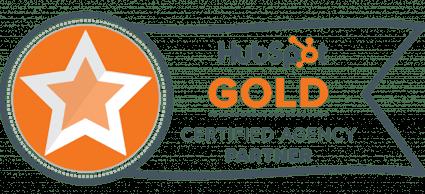 Red Javelin Gold Hubspot Partner