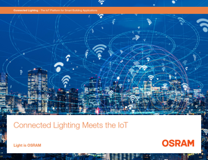 Smart Lighting IoT