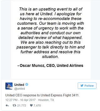 It may be time for United to  re accommodate  CEO Oscar Munoz—commentary.png