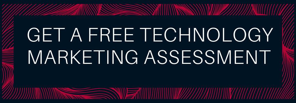 Banner Get a Fress Technology Marketing ASsessment