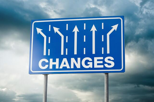 markting changes